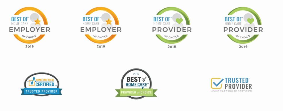 Home Care Assistance in Edmond, OK Awards